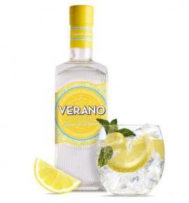 джин Верано 700мл Лимон