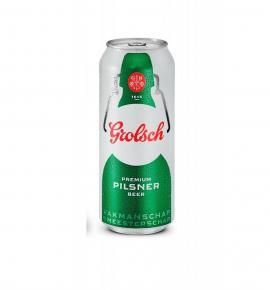 бира Гролш 500мл Premium lager - кутия