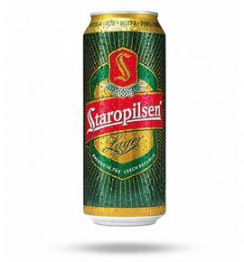 бира Старопилзен 500мл КЕН