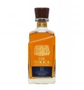 Уиски НИККА 12г кутия 700мл