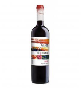 вино Парадисо Медитеранео 750мл Сира
