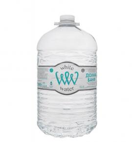 натурална минерална вода 10л Бяла вода