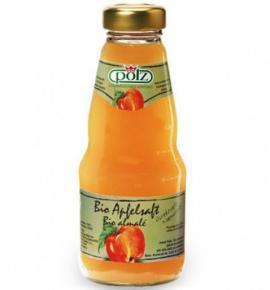 Био сок Поелз 200мл Ябълка
