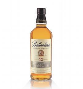 уиски Балантайнс 700мл малц 12г