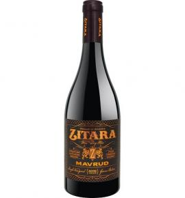 вино Фоур Френдс Зитара 750мл Мавруд 2016г