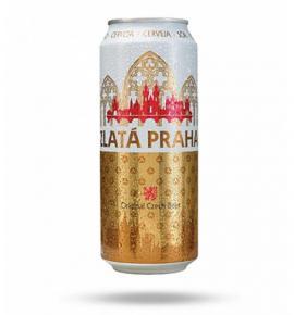 бира Златна Прага 500мл КЕН
