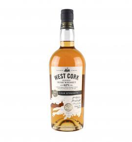 уиски Уест Корк 700мл Каск Стренгт