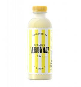плодова напитка Лимонада №1 600мл Лимон