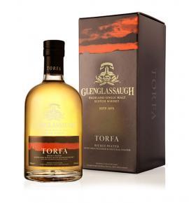 Уиски Гленгласа Торфа 700мл