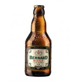 бира Бернард Светла 12' 330мл БУТИЛКА
