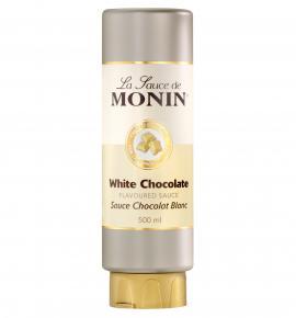 сос Монин 500мл Бял Шоколад