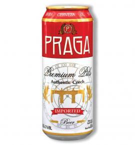 бира Прага 500мл Кен