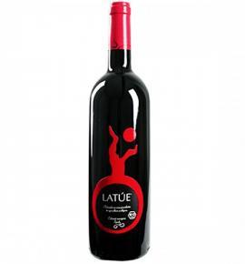 БИО вино Бодегас Латю 750мл Темпранийо