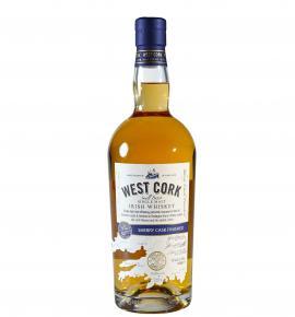 уиски Уест Корк 700мл  Шери Каск