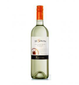 вино Сан Педро 35-ти Саут Паралел Совиньон Блан Резерва 2018г 750мл