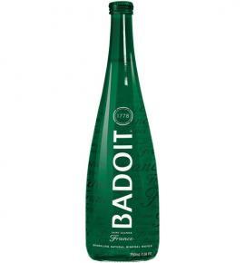 естествено газирана минерална вода Бадуа 750мл бутилка стъкло