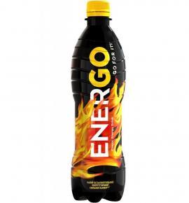 безалкохолна тонизираща енергийна газирана напитка ЕНЕРГО 500мл