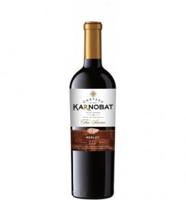 Вино Шато Карнобат 750мл Мерло