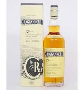 уиски Краганмор 200мл 12г