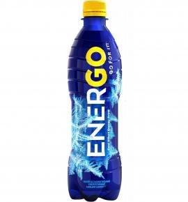 безалкохолна тонизираща енергийна газирана напитка ЕНЕРГО 500мл КУЛ ЕФЕКТ