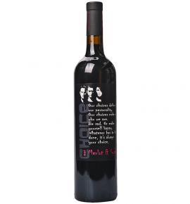 вино Ауър Чойс 750мл Мерло и Сира