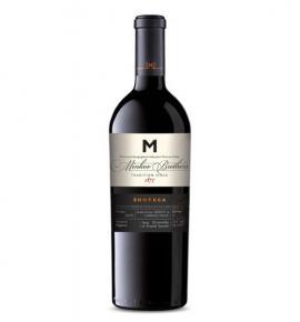 вино БМ Енотека 750мл Каберне Совиньон и Сира
