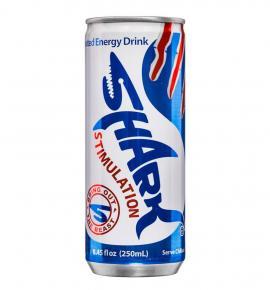 енергийна напитка Шарк 250мл Стимулейшън