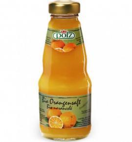 Био сок Поелз 200мл Портокал