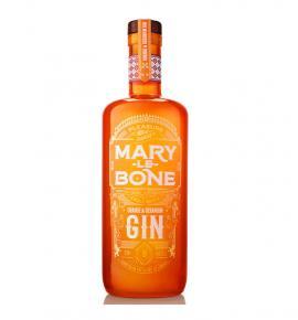 Джин Мери ле Бон Портокал & Здравец 700мл