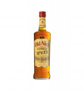 Спиртна напитка Олд Ник 700мл Спайсд