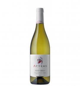 вино Атемс 750мл Пино Гриджо DOC