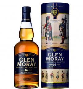 уиски Глен Морей 700мл малц 16YO GLEN MORAY