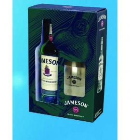 уиски Джеймисън 700мл с ледарка
