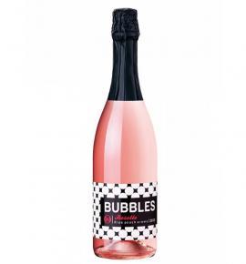 пенливо вино Бъбълс 0,75 л. Розело