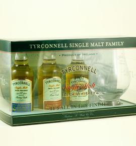Специална колекция от миниатюри уиски Тирконел 3 x 0.05ml