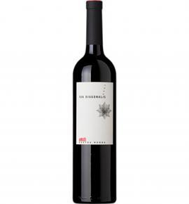 вино Кастра Руба Виа Диагоналис 750мл Мерло,Каберне Совиньон, Мавруд и Рубин