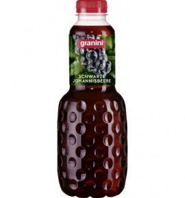 натурален сок Гранини 1л Касис