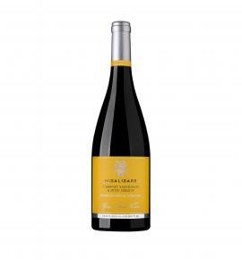 вино Мидалидаре 750мл Каберне Совиньон и Пти Вердо 2018г