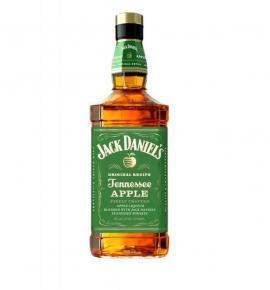 уиски Джак Даниелс 700мл Ябълка