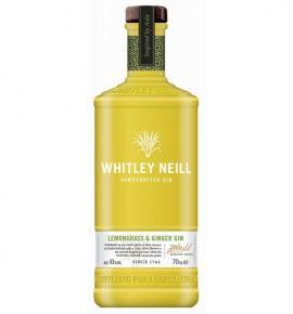 джин Уайтли Нейл 700мл Лимонена трева и джинджифил