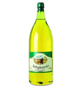 Вино Ловджийско 2,2л Бяло