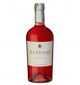вино Каненас 750мл Розе 2018г
