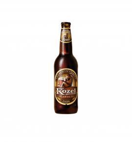 бира Козел бутилка 500мл тъмна
