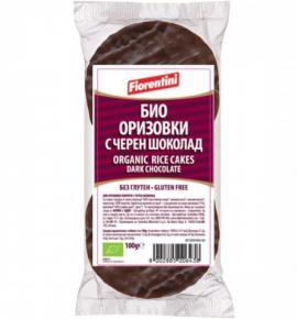 БИО Оризовки Фиорентини 100г ЧЕРЕН ШОКОЛАД