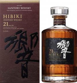 Уиски Хибики 700мл 21г