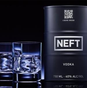 водка Нефт