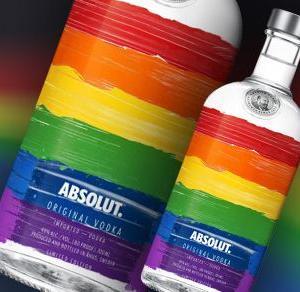 ЛИМИТИРАНА СЕРИЯ Абсолют Rainbow