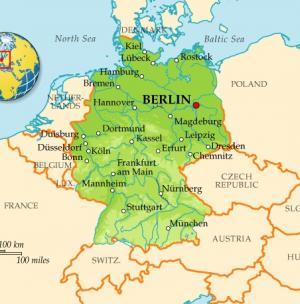 вина от Германия