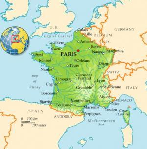 вина от Франция