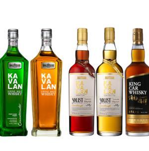 Тайвански малцови уискита